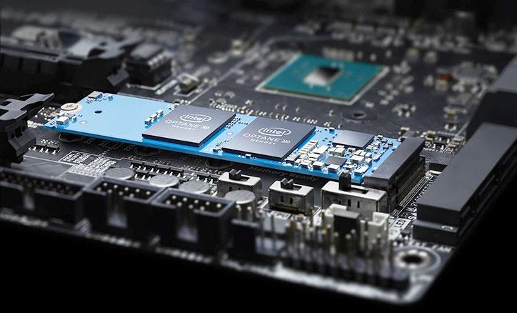 У Intel есть прототипы накопителей PCIe 4.0, но для их тестирования нужны системы AMD