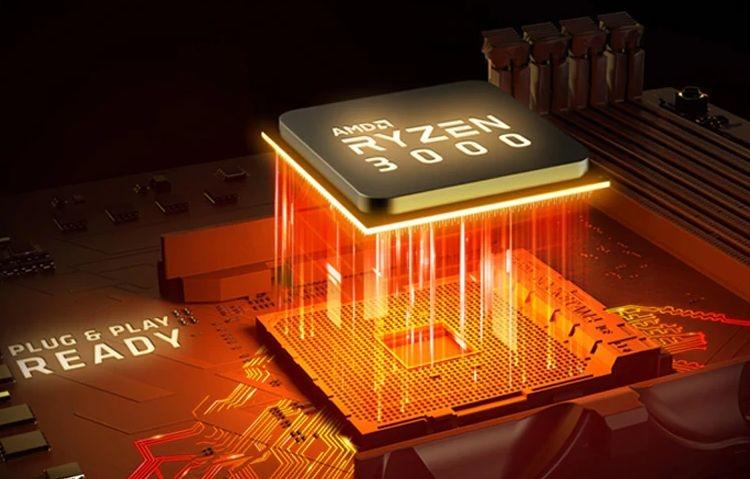 Чипсеты AMD серии 600 выйдут в конце текущего года