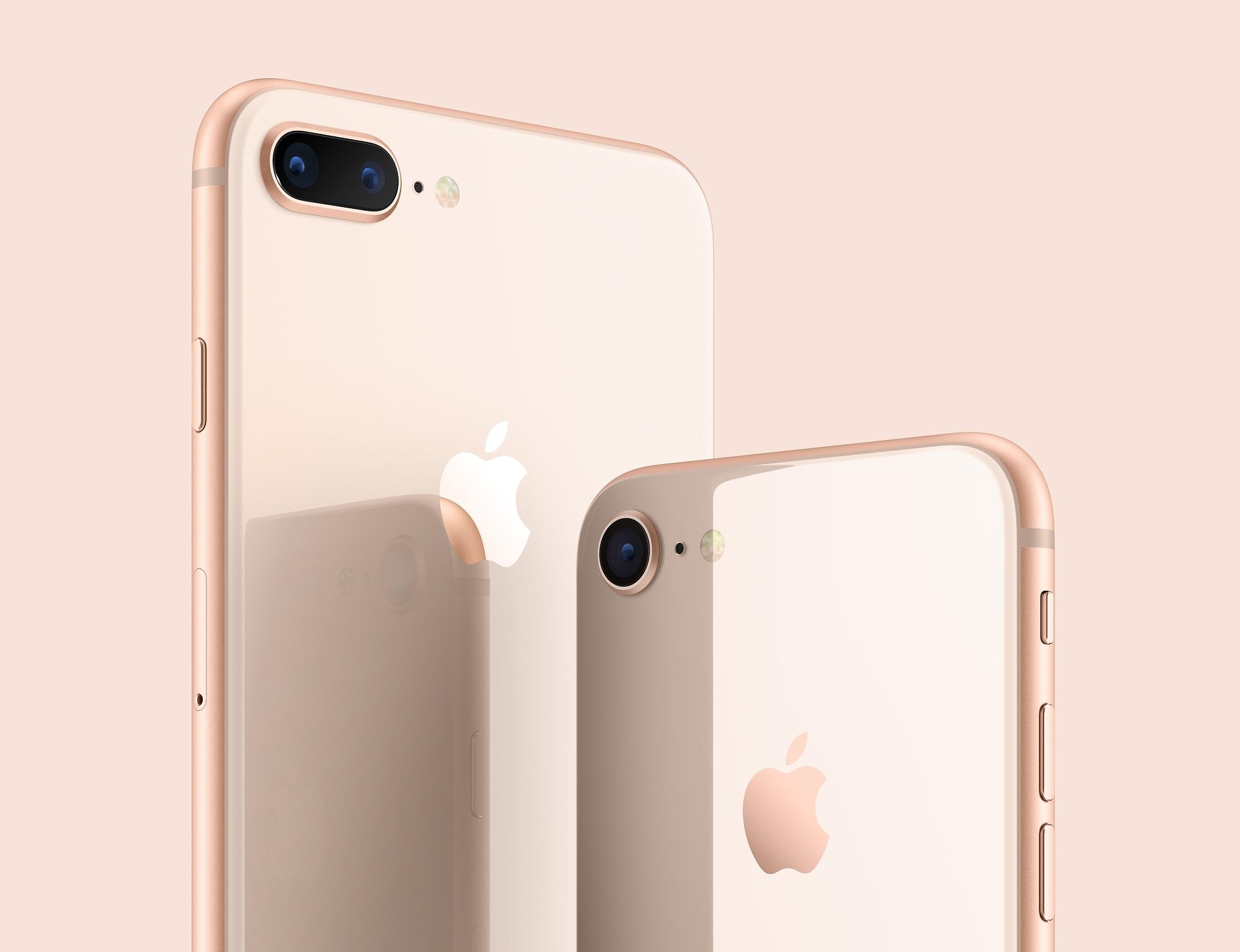 Apple готовит наследника iPhone 8 с новым дизайном и FaceID