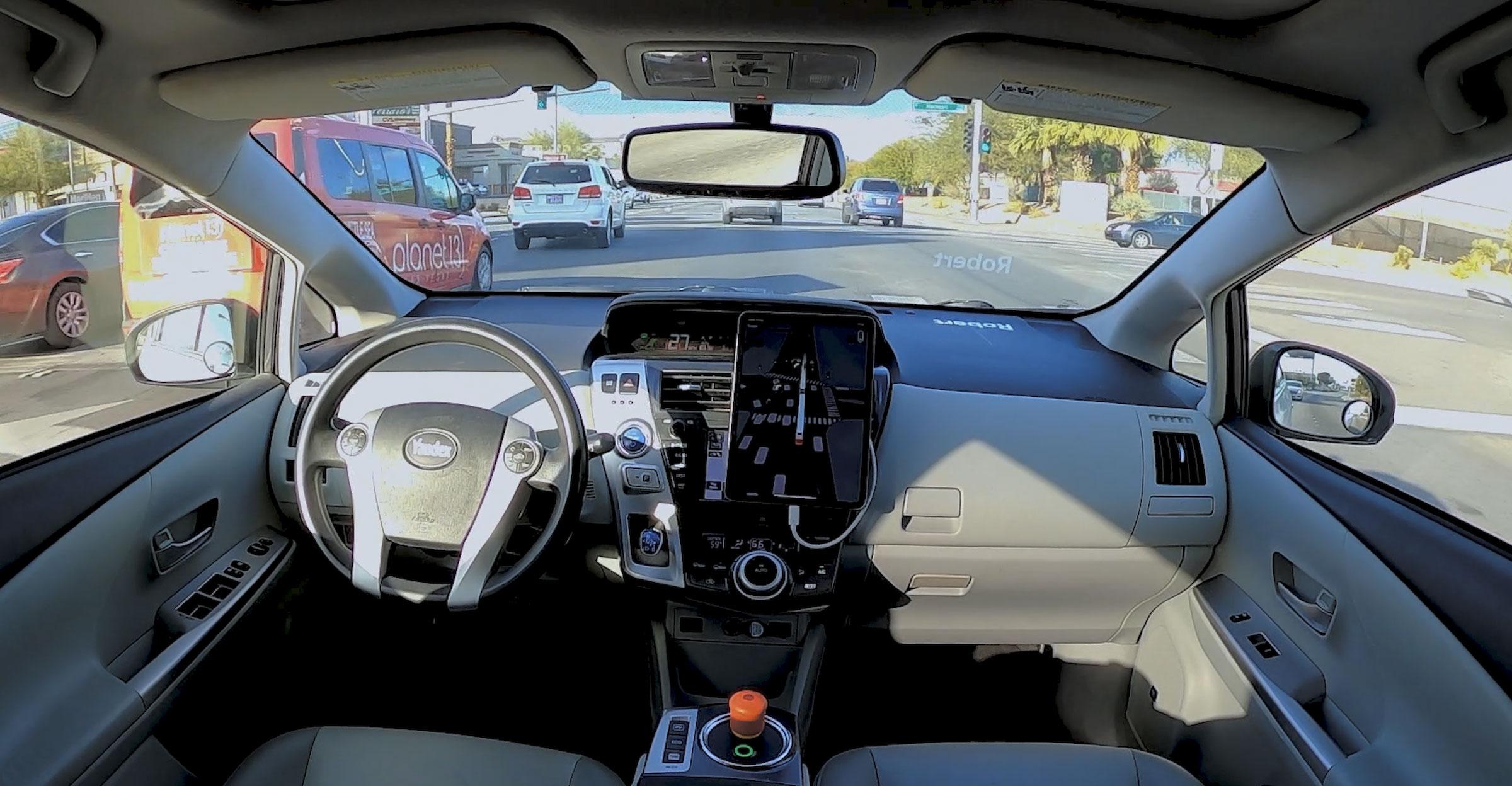 Видео: робомобили «Яндекса» снова блистали на CES в Лас-Вегасе
