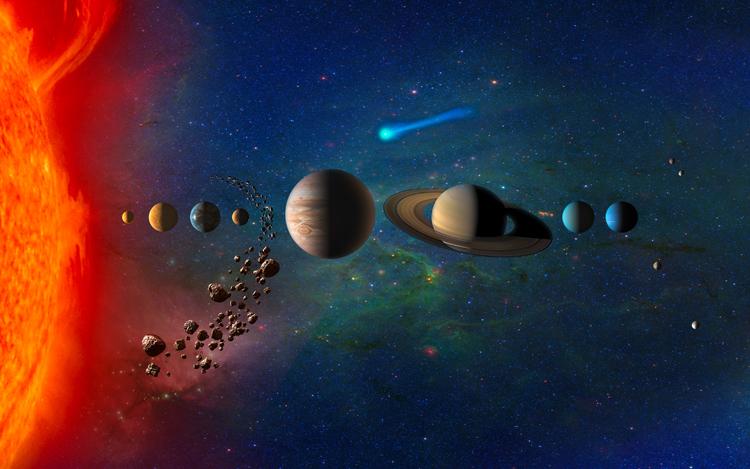 Венера, Ио и Тритон: в NASA определили возможные миссии по изучению Солнечной системы