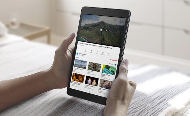 Грядёт выход планшета Samsung Galaxy Tab A 8.4 (2020) с чипом Exynos 7904