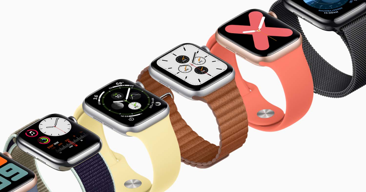 apple touch watch series iphone