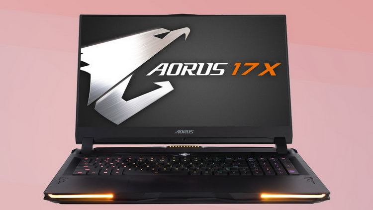 aorus core super rtx nvidia процессорами