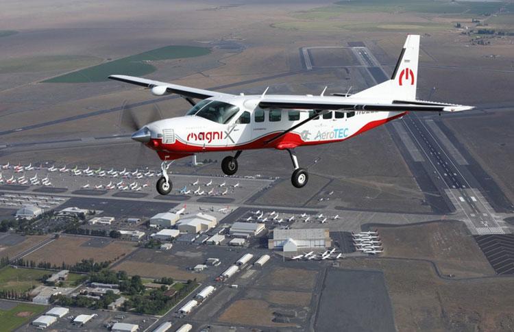 Модифицированная Cessna 208B стала крупнейшим в мире самолётом с «нулевым выбросом»