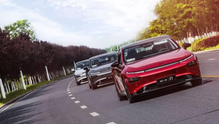 Главный конкурент Tesla в Китае — Xpeng Motors — намерен привлечь $300 млн инвестиций
