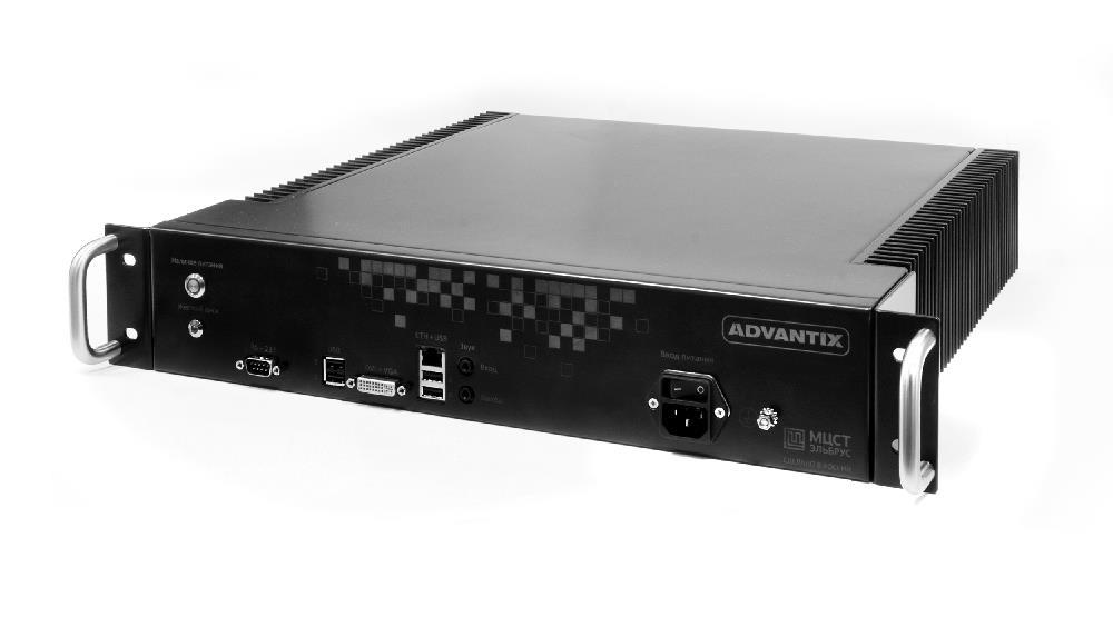 Серия безвентиляторных серверов AdvantiX «Брусника» на базе российских CPU Эльбрус пополнится новыми моделями