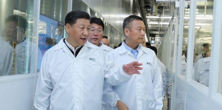 Китайская SMIC вложит средства в локальное производство кремниевых пластин