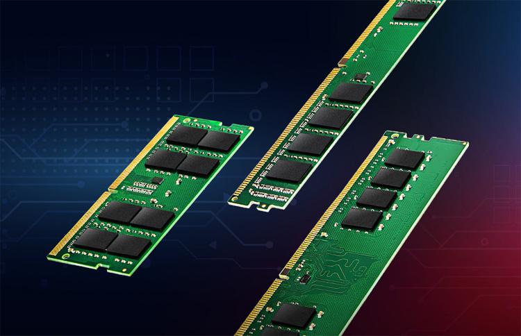 Новые модули DDR4-памяти Transcend промышленного класса работают при температуреот -40° до +85° C
