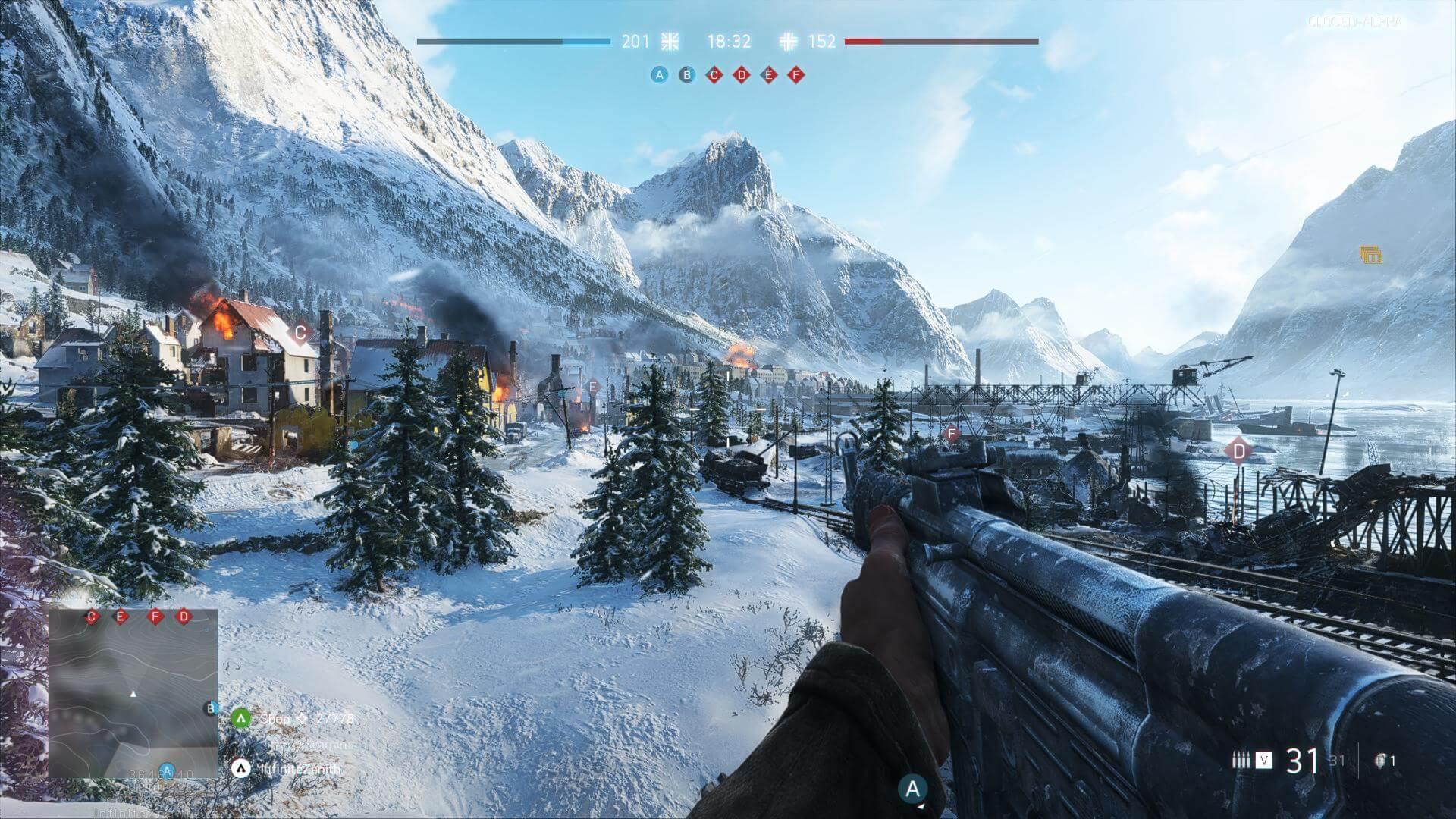 Инсайдер: в Battlefield 6 будут карты на 128 игроков и, возможно, королевская битва