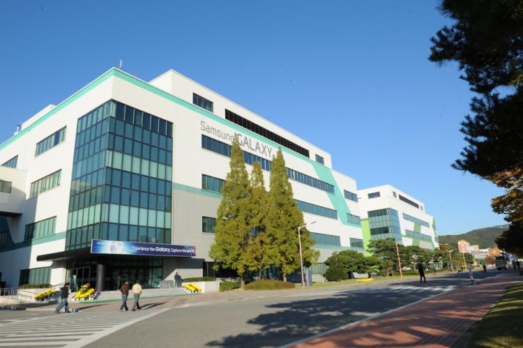 Samsung продала китайской компании ещё один завод, связанный с производством ЖК-дисплеев
