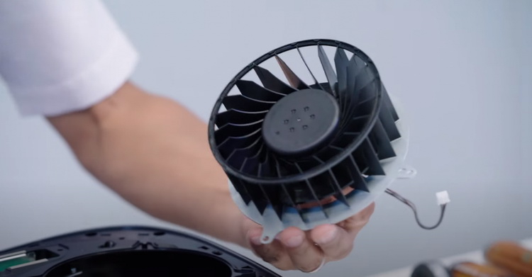 Sony сможет динамически контролировать скорость вентилятора системы охлаждения PlayStation 5