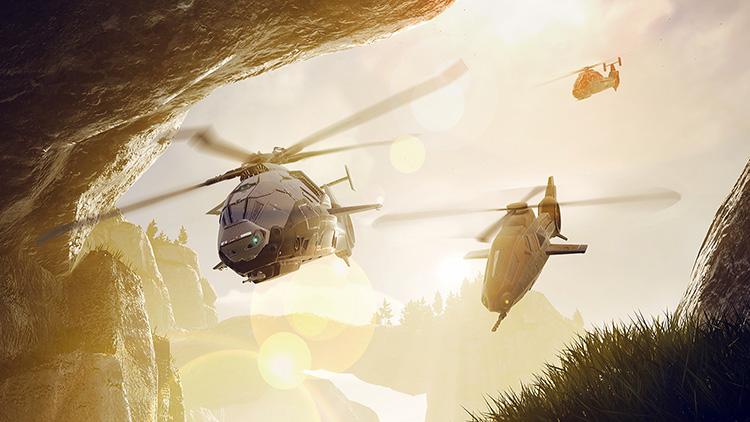 Видео: в вертолётную аркаду Comanche добавлен многопользовательский бесплатный режим