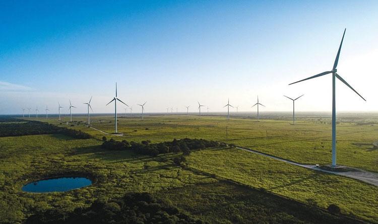На Украине скоро начнут строить две крупнейшие в Европе ветряные электростанции