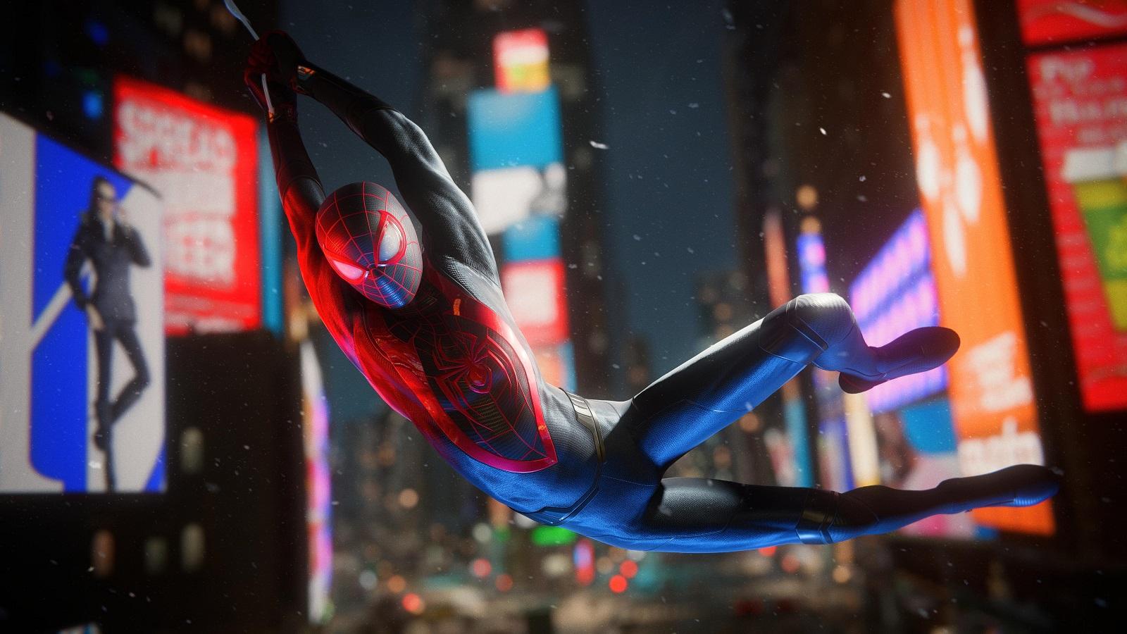Долго ждать не пришлось: разработчики Marvel's Spider-Man: Miles Morales исправили функцию смены погоды