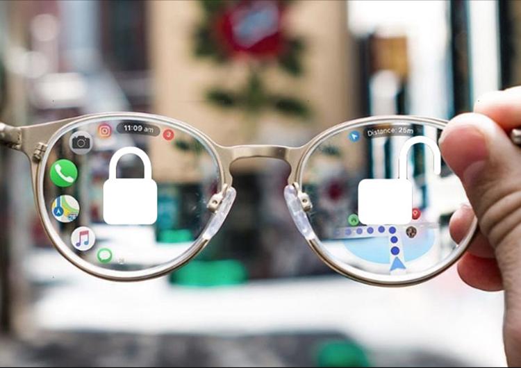 Умные очки Apple позволят мгновенно разблокировать iPhone и другие устройства без аутентификации