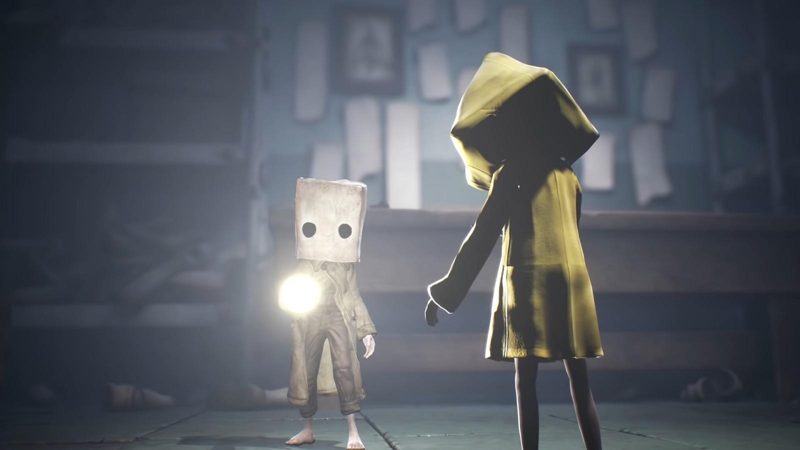 Bandai Namco отметила консольный релиз демоверсии Little Nightmares II новым жутковатым трейлером