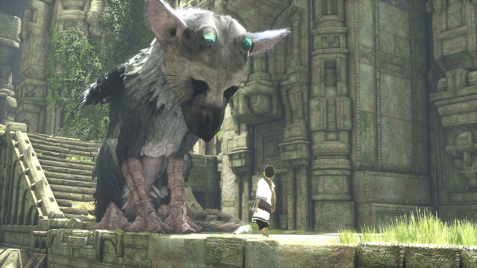Специалист Digital Foundry проверил производительность The Last Guardian на PS5 и остался в восторге