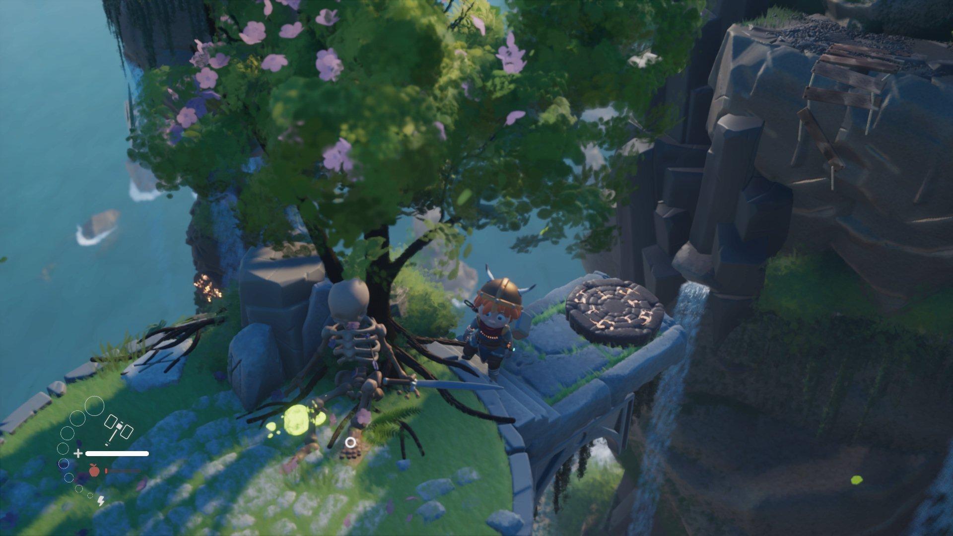 MODI: Son of Thor — красочный экшен с элементами платформера, который создаётся в Dreams
