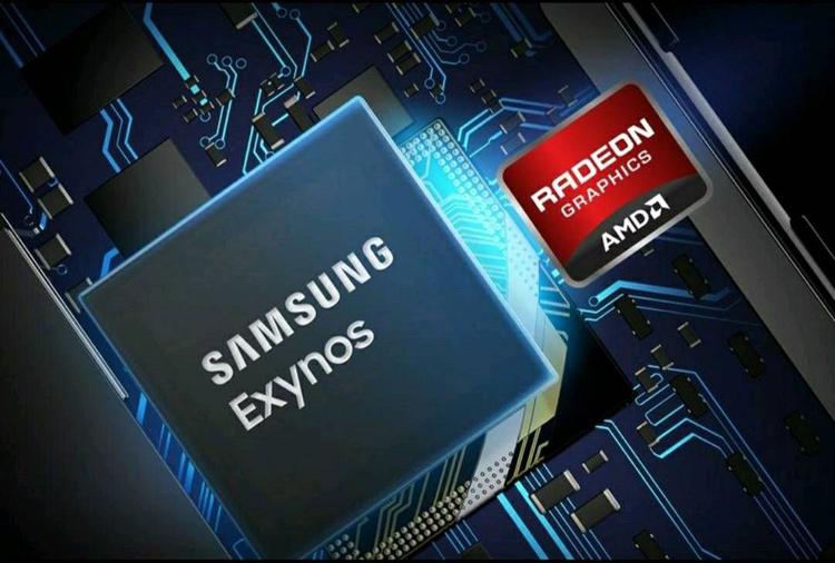 Анонс чипов Samsung Exynos с графикой AMD ожидается летом