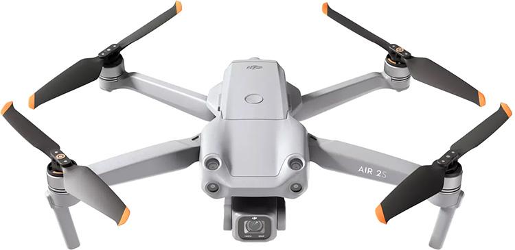 DJI Air 2S получит большой 1-дюймовый 20-Мп датчик изображения