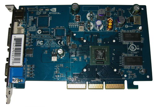 XFX GeForce 6200