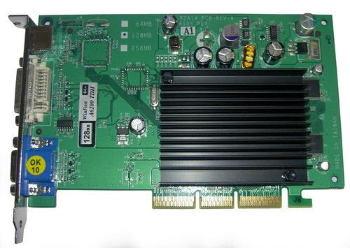 Leadtek A6200TDH