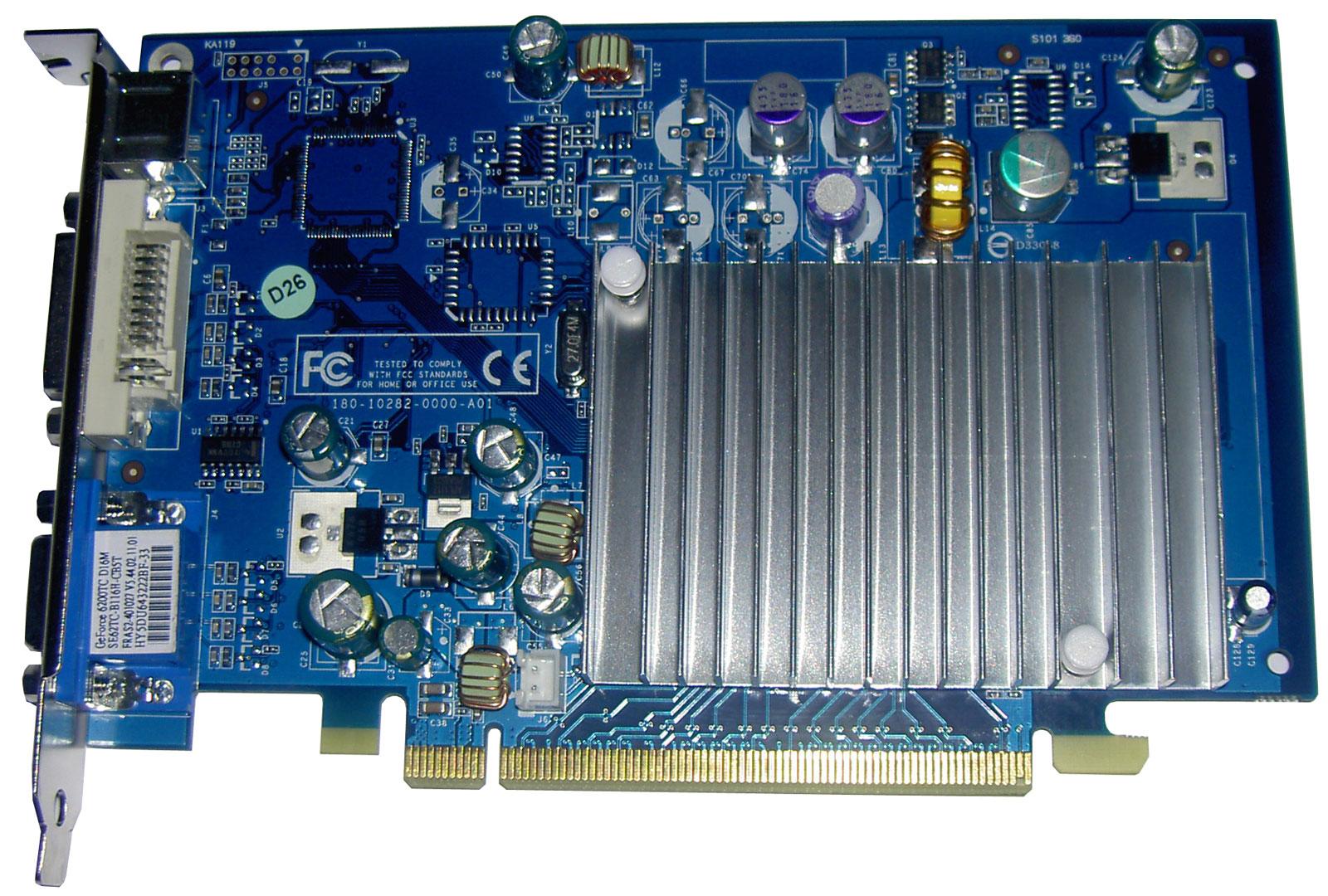 скачать драйвера для видеокарты nvidia 6200tc