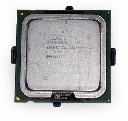 Intel Celeron D 345J