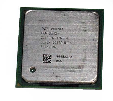 Intel Pentium 4 3E