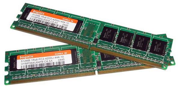 Hynix DDR2-533 PC4200