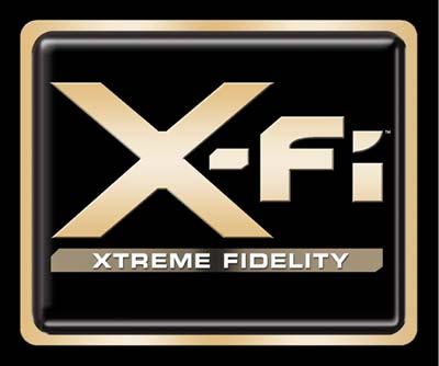 creative x fi extrem music: