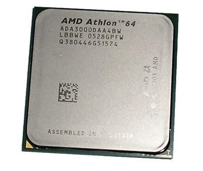 AMD Athlon64 3000+, Socket 939