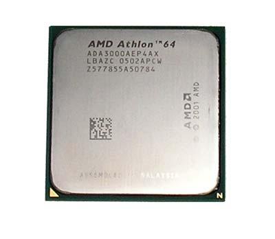AMD Athlon64 3000+, Socket 754
