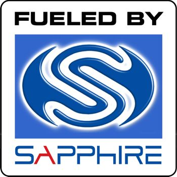 Fueled by Sapphire