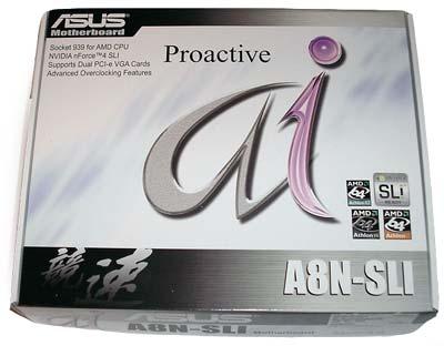 ASUS A8N-SLI