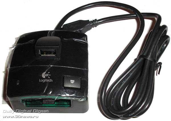 Logitech G7 Laser Cordless Mouse