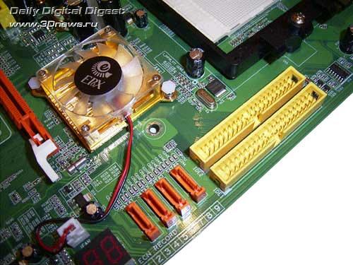 Радиатор на чип своими руками