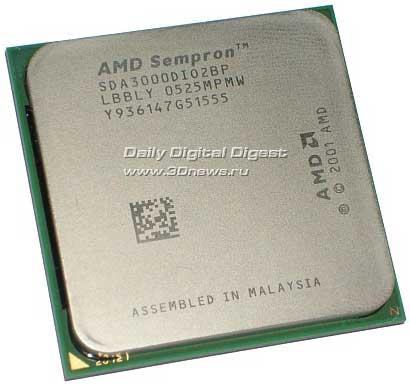 Sempron 3000+ Socket 939 (SDA3000DIO2BP)