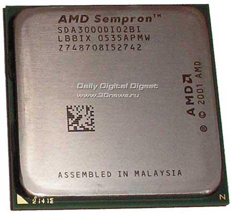 Sempron 3000+ Socket 939 (SDA3000DIO2BI)