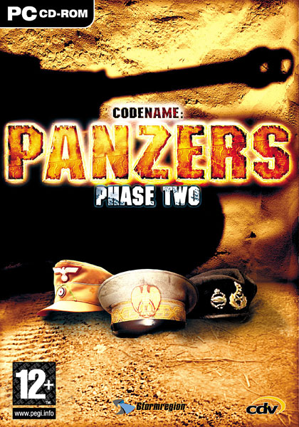 Codename: Panzers Phase Two [2005/RUS]