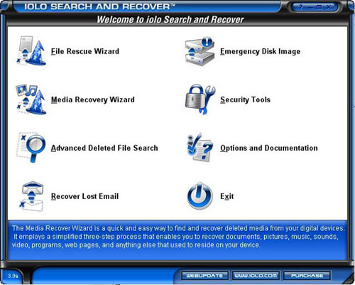 Search and Recover