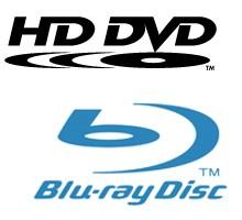 HD-DVD и Blu-ray
