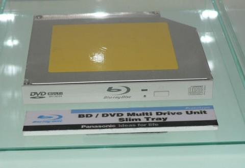 Blu-ray  Matsushita