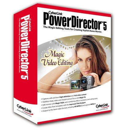 powerdirector menu templates - cyberlink powerdirector
