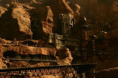 Первая сцена фильма