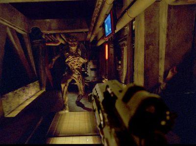Дух Doom III на экранах кинотеатров