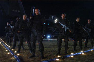 Первый кадр из фильма Doom
