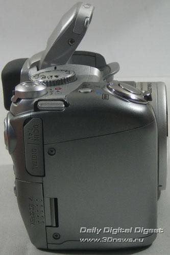 Внешний вид Canon PowerShot S2IS