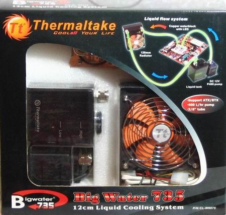 BigWater 735 от Thermaltake